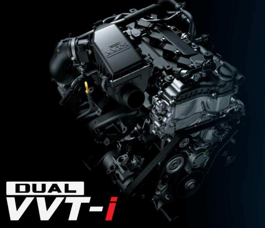 Harga Mobil Avanza Dual VVT-i Engine
