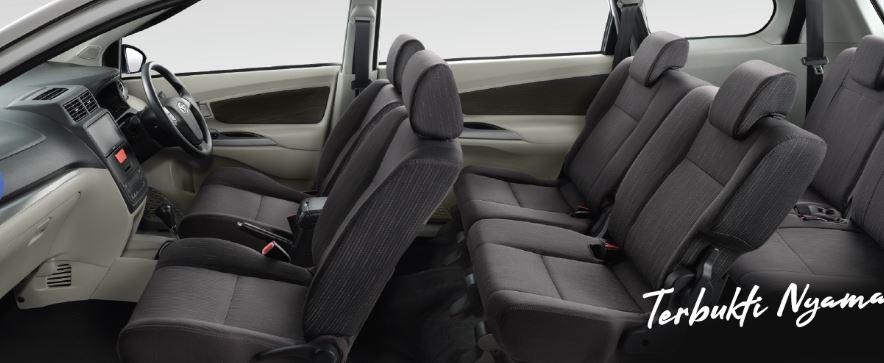 Harga Mobil Xenia interior