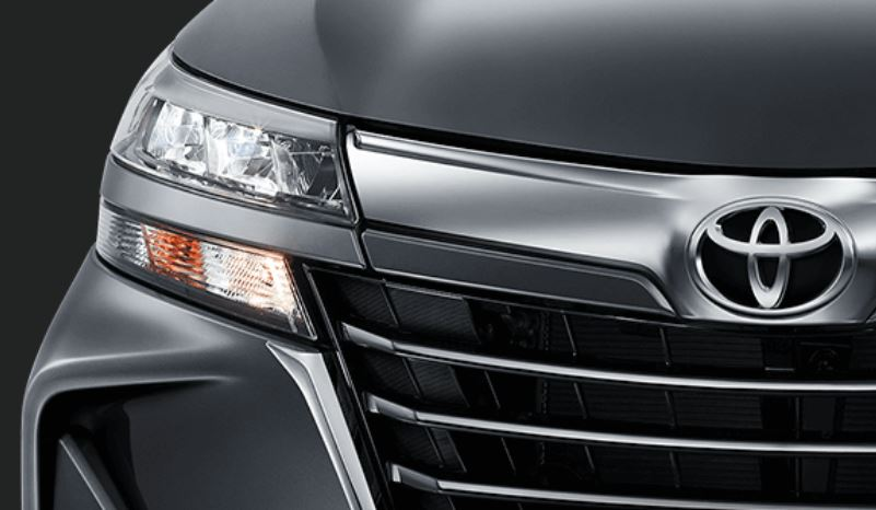 Harga Mobil Avanza LED Headlamp